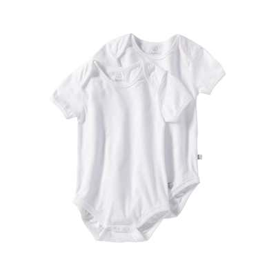 Baby Body 1/4 Arm 2er Pack