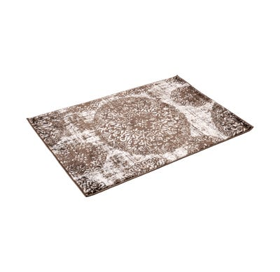 Teppich mit schönem Muster, ca. 80x120cm