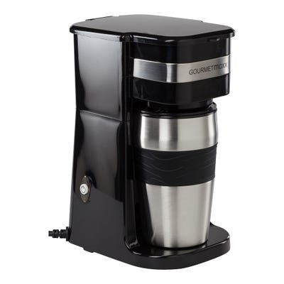GOURMETmaxx Single-Kaffeemaschine, ca. 18x13x25cm