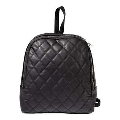 Damen-Rucksack mit Stepp-Muster