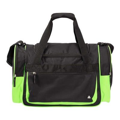 Sporttasche mit modernem Kontrast-Design, ca. 48x28x24cm