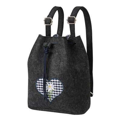 Damen-Rucksack im Trachten-Look