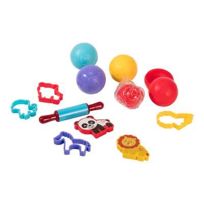 Fisher-Price Spielzeugknete, 12-teilig