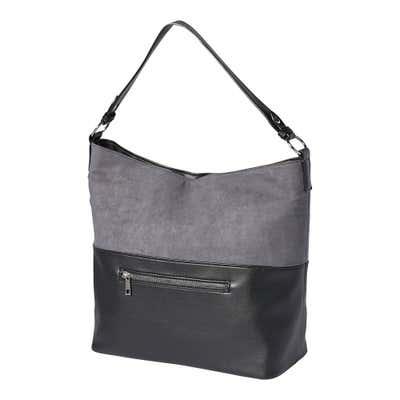 Damen-Handtasche mit schickem Einsatz