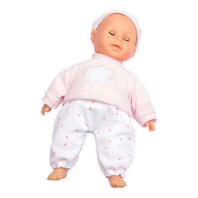 Baby-Puppe mit 6-fachem Sound, ca. 30cm
