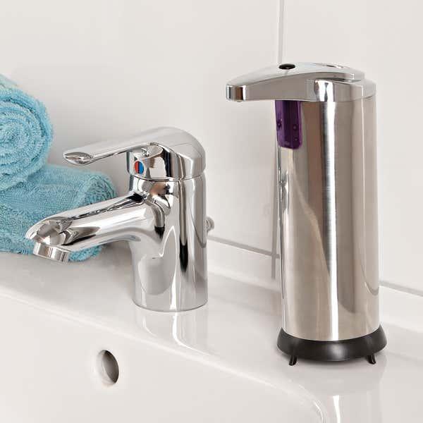 MAXXMEE Hygiene Seifenspender mit Sensor, ca. 250ml