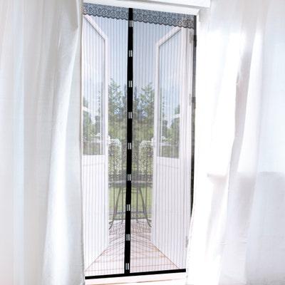 Magic Klick Moskitonetz für Türen, 90x210cm