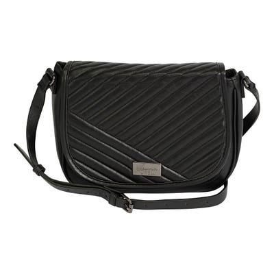 Damen-Handtasche mit Leder-Optik, ca. 24x20x8cm