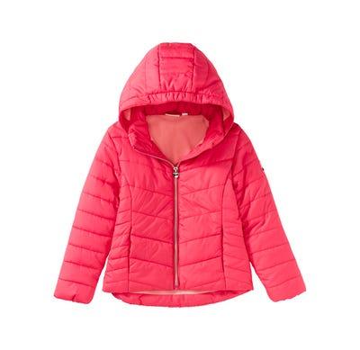 Mädchen-Jacke mit schickem Aufnäher