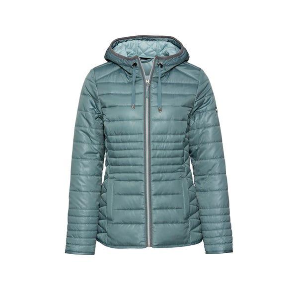 Damen-Jacke mit modischer Steppung