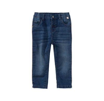 Baby-Mädchen-Jeans im 5-Pocket-Style