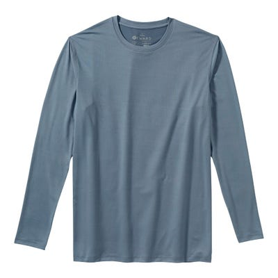 Herren-Thermo-Unterhemd mit langen Ärmeln