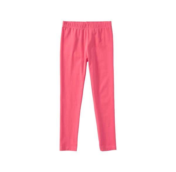 Mädchen-Leggings in modischer Farbe