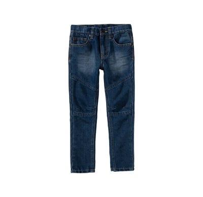 Jungen-Jeans mit verstellbarem Bund