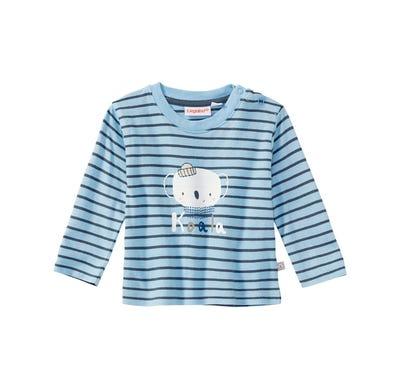 Baby-Jungen-Shirt mit Streifenmuster