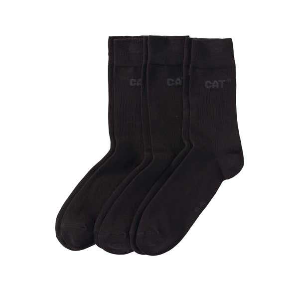 CAT® Herren-Business-Socken, 3er Pack