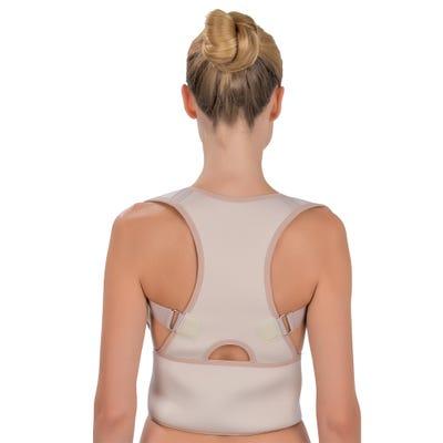 Vitalmaxx Rückenkorrektor mit verstellbaren Trägern