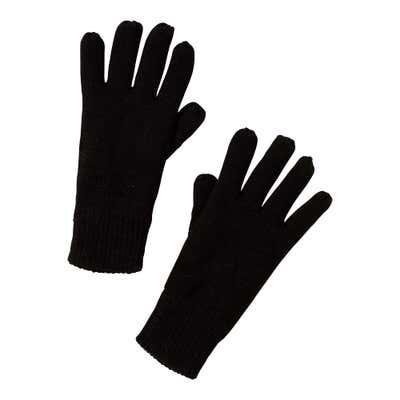 Herren-Handschuhe mit Teddy-Plüsch