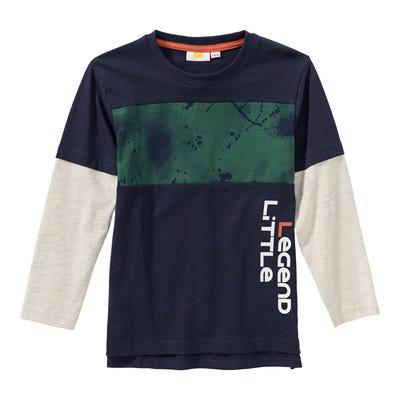 Jungen-Shirt mit coolem Schriftzug