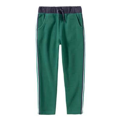 Jungen-Jogginghose mit modischem Seitenstreifen