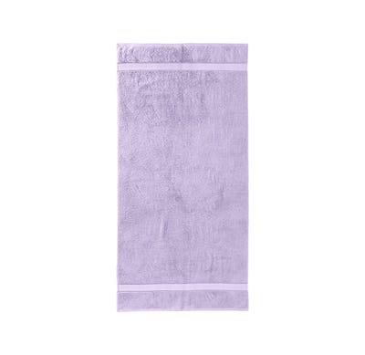 Duschtuch mit edler Bordüre, 70x140cm