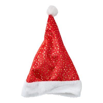 Weihnachtskopfbedeckung in verschiedenen Varianten, Ø ca. 58cm