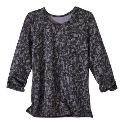Damen-Shirt mit 3/4-Arm