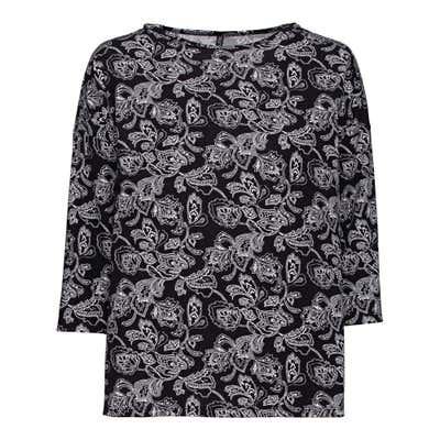 Damen-Shirt mit angesagtem Muster