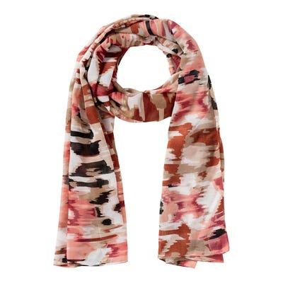 Damen-Tuch mit Trend-Muster