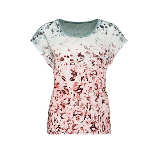 Damen-T-Shirt mit modischem Muster