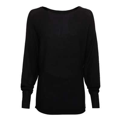 Damen-Pullover in Ripp-Optik