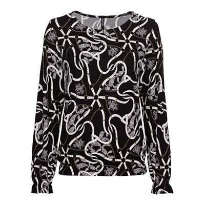 Damen-Shirt mit faszinierendem Muster