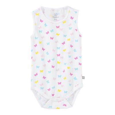 Baby-Mädchen-Body mit Schmetterlings-Muster