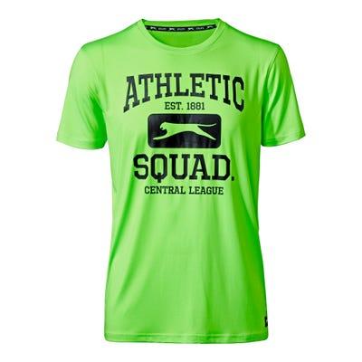 Herren-T-Shirt in Neonfarbe