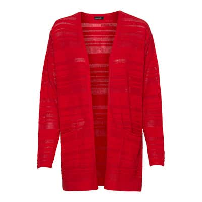 Damen-Strickjacke im Cardigan-Stil