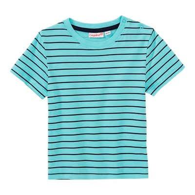 Baby-Jungen-T-Shirt mit Streifenmuster
