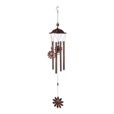 Windspiel aus Metall, ca. 82x13cm