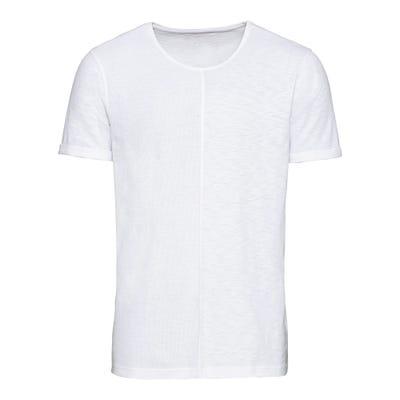 Herren-T-Shirt mit moderner Teilungsnaht
