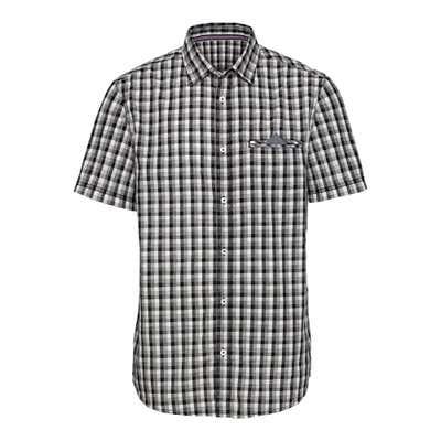 Herren-Hemd mit Karo-Design