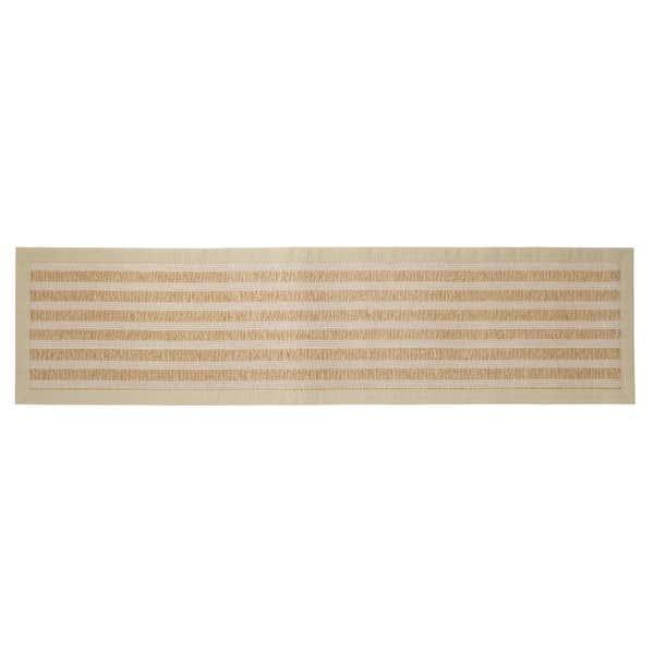 Tischläufer in angesagter Bambus-Optik, ca. 30x120cm
