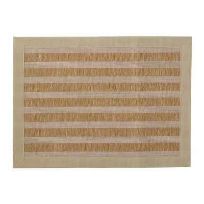 Platz-Set in angesagter Bambus-Optik, ca. 33x45cm