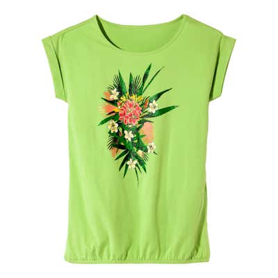 Damen-T-Shirt in verschiedenen Farben