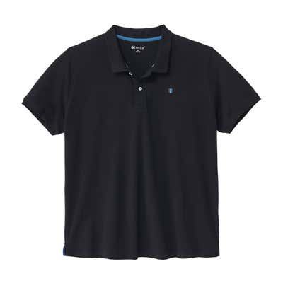 Herren-Poloshirt in Piqué-Qualität