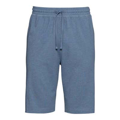 Herren-Freizeitshorts in Jeans-Melange-Optik