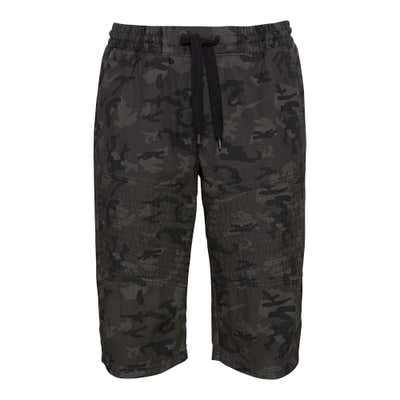 Herren-Bermudas in Camouflage-Optik