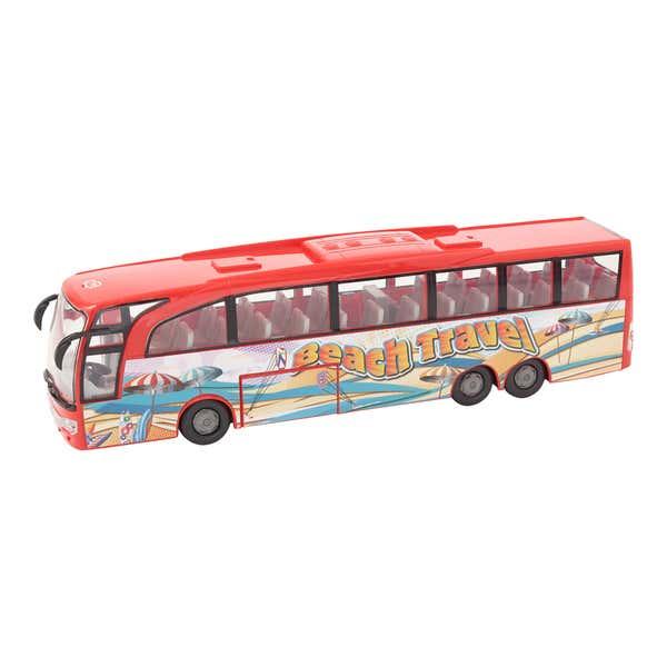 Dickie Touring Bus in verschiedenen Ausführungen, ca. 30cm