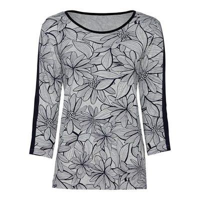 Damen-Shirt mit schickem Muster