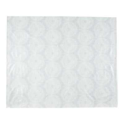 Wachstuchtischdecke mit schönem Muster, ca. 130x160cm