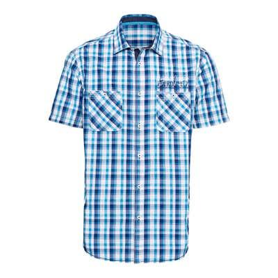Herren-Hemd mit aktuellem Karodesign