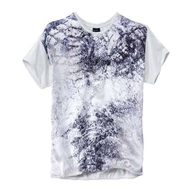 Damen-T-Shirt mit hübschen Schmucksteinchen